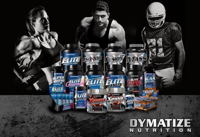 спортивное питание dymatize