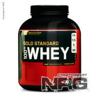 (ON) 100% whey gold standard, 2352 гр.