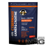 CYBERMASS Gainer & Creatine, 1 кг