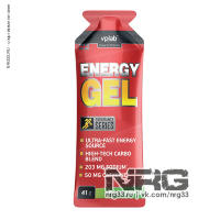 VPLAB Energy Gel plus caffeine, 1 порц