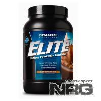 DYMATIZE Elite Whey, 0.9 кг