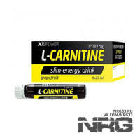 XXI POWER L-Carnitine, ампула 25 мл