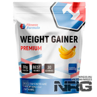FITNESS FORMULA Weight Gainer Premium, 3 кг