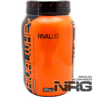 RIVALUS Rival Whey, 0.9 кг
