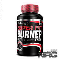 BIOTECH Super Fat Burner, 100 таб