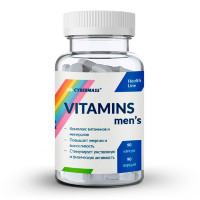CYBERMASS Vitamins mens, 90 кап