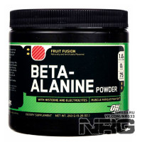 OPTIMUM NUTRITION Beta Alanine powder, 263 г