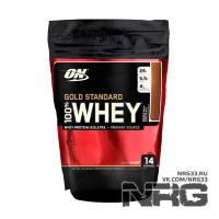 OPTIMUM NUTRITION 100% Whey Gold Standard, 0.45 кг