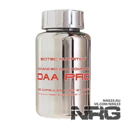 Купить SCITEC DAA Pro, 120 кап, 2000