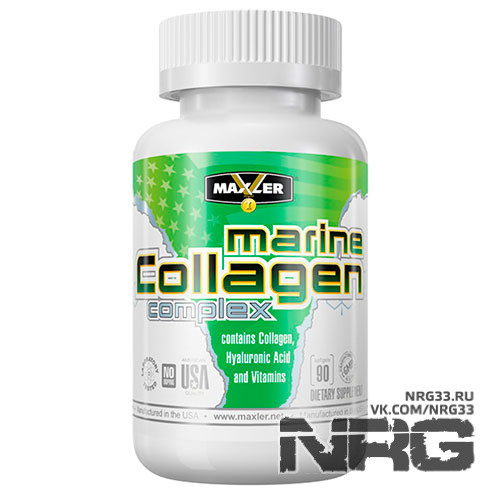Marine Collagen Complex Maxler действие состав инструкция цена