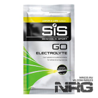 SIS Go Electrolyte Powder, 40 г