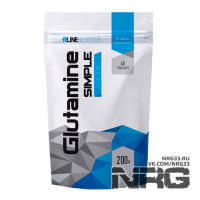 RLINE Glutamine Simple, 200 г