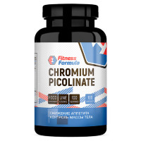 FITNESS FORMULA Chromium Picolinate 200 мкг, 100 кап