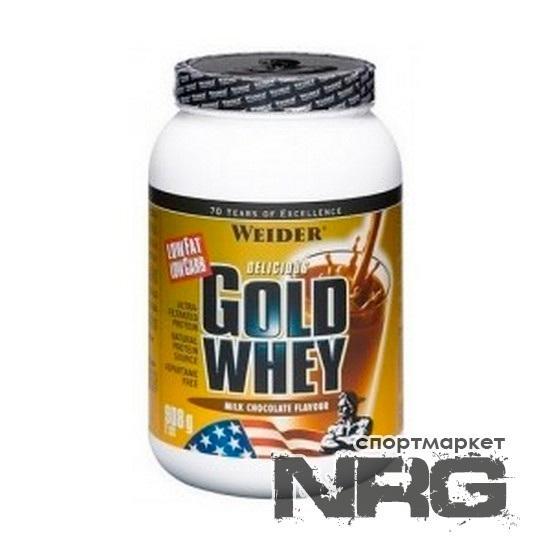 Купить WEIDER Gold Whey, 0.9 кг, 4701