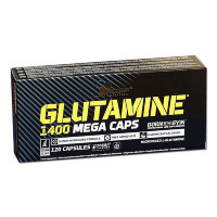 OLIMP Glutamine Mega Caps, 120 кап