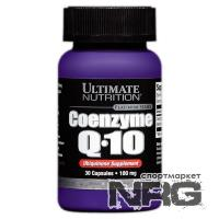 ULTIMATE Coenzyme Q10 - 100 mg, 30 кап