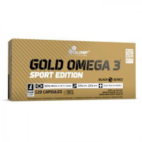 OLIMP Gold Omega 3 Sport Edition, 120 кап