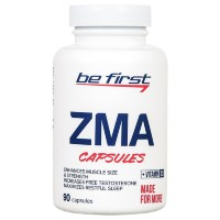 BE FIRST ZMA + vitamin D3, 90 кап