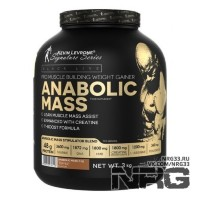 KEVIN LEVRONE Anabolic MASS, 3 кг