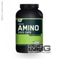 OPTIMUM NUTRITION Amino 2222, 150 кап