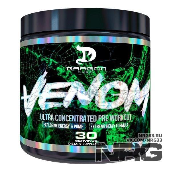 Купить DRAGONPHARMA Venom, 30 порц, 14207