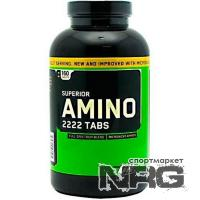 OPTIMUM NUTRITION Amino 2222 new, 160 таб