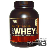 OPTIMUM NUTRITION 100% Whey Gold Standard, 1.5 кг