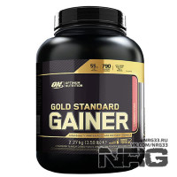 OPTIMUM NUTRITION Gainer Gold Standard, 2.27 кг