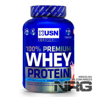 USN 100% Whey Protein, 2.28 кг