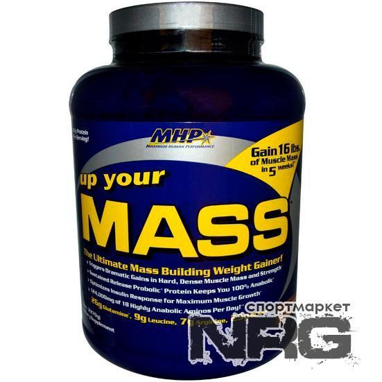 Купить MHP Up Your Mass, 2.27 кг, 1794