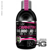 BIOTECH L-Carnitine Liquid 100000mg, 500 мл