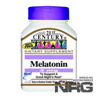 21ST CENTURY Melatonin 3mg, 90 таб