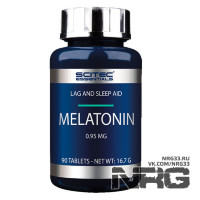 SCITEC Melatonin 0.95 мг, 90 таб
