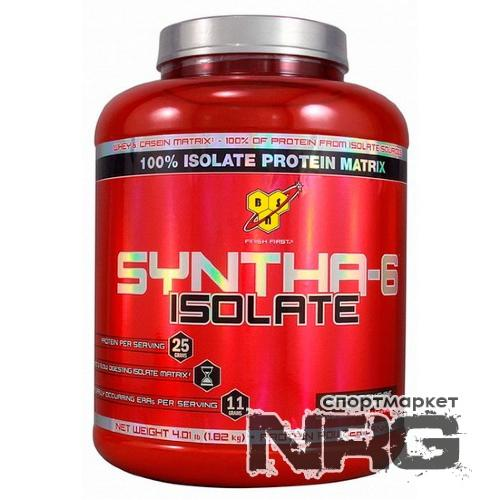 BSN Syntha-6 Isolate, 1.8 кг