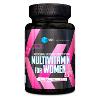 SNT MultiVitamin for Women ELITE, 60 таб