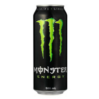 MONSTER Energy Drink Black, 500 мл
