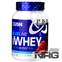 USN Blue Lab Whey, 0.9 кг