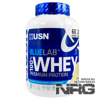 USN Blue Lab Whey, 2 кг