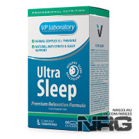 VPLAB Ultra Sleep, 60 кап
