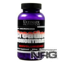 ULTIMATE Creatine Monohydrate 100% Micronized, 120 г