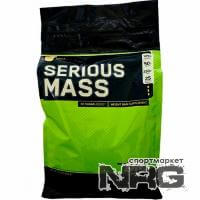 OPTIMUM NUTRITION Serious Mass, 5.45 кг