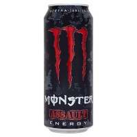 MONSTER Energy Drink Assault, 500 мл