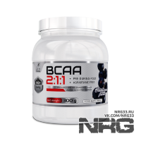 JUST FIT BCAA 2:1:1, 300 г