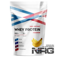 FITNESS FORMULA 100% Whey Protein Premium, 0.9 кг