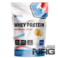 FITNESS FORMULA Whey Protein 100% Premium, 0.9 кг