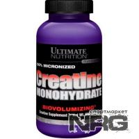 ULTIMATE Creatine Monohydrate 100% Micronized, 300 г