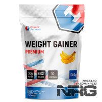 FITNESS FORMULA Weight Gainer Premium, 1 кг