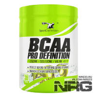 SPORTDEFINITION BCAA Pro Definition (4:1:1 instant + Beta-Alanine), 507 г