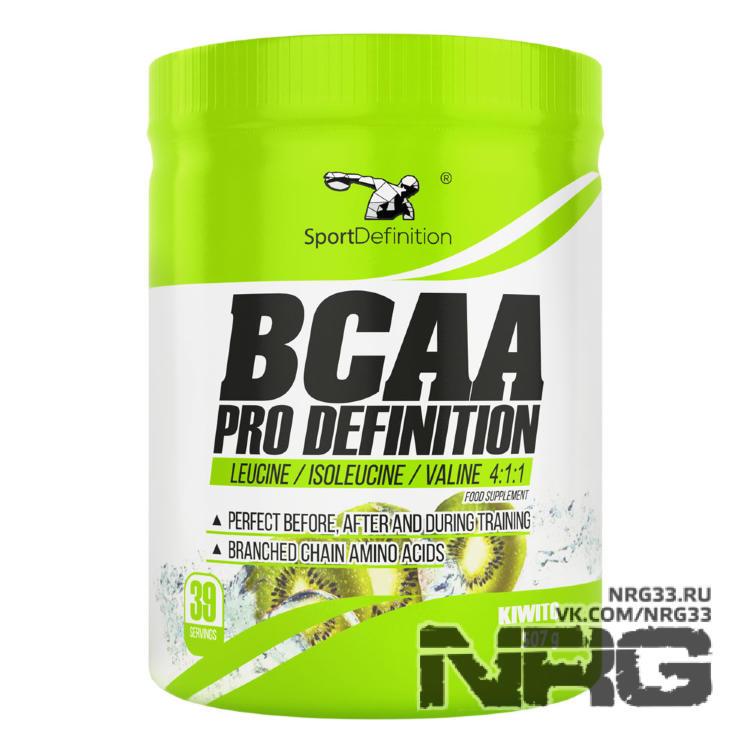 Купить SPORTDEFINITION BCAA Pro Definition (4:1:1 instant + Beta-Alanine), 507 г , 13877