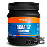 STRIMEX BCAA GT Powder, 500 г